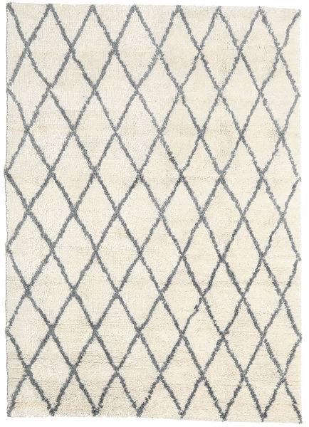 Queens - Siva - Comb. Sag 160X230 Moderni Bež (Vuna, Indija)
