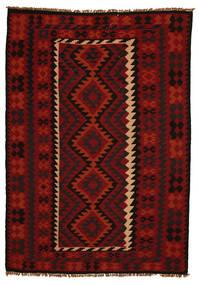 Ćilim Maimana Sag 190X285 Autentični  Orijentalni Ručno Tkani (Vuna, Afganistan)