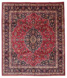 Mashad Potpisan: Maebodi Sag 303X360 Autentični  Orijentalni Ručno Uzlan Veliki (Vuna, Perzija/Iran)