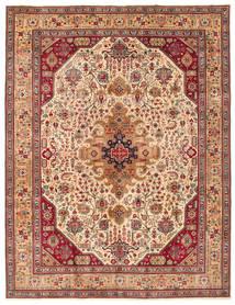 Tabriz Patine Sag 260X344 Autentični  Orijentalni Ručno Uzlan Veliki (Vuna, Perzija/Iran)