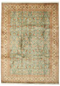 Kashmir Čista Svila Sag 223X313 Autentični  Orijentalni Ručno Uzlan (Svila, Indija)