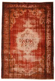 Obojeni Vintage Sag 186X275 Autentični  Moderni Ručno Uzlan (Vuna, Turska)