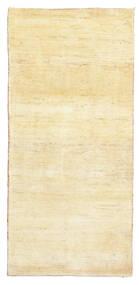 Gabbeh Persia Sag 81X171 Autentični Moderni Ručno Uzlan Staza Za Hodnik Tamna Bež/Bež (Vuna, Perzija/Iran)