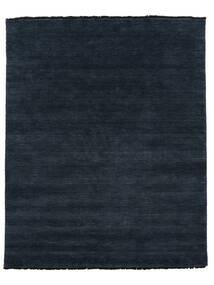 Handloom Fringes - Tamno Plava Sag 250X300 Moderni Tamnoplava/Plava Veliki (Vuna, Indija)