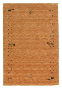 Gabbeh Loom Frame - Narandžasta Sag 120X180 Moderni Narančasta (Vuna, Indija)