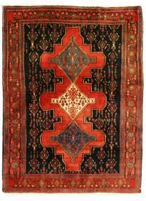 Senneh Sag 126X175 Autentični  Orijentalni Ručno Uzlan (Vuna, Perzija/Iran)