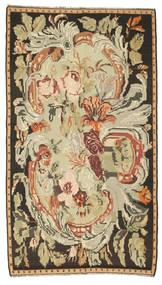 Rosekelim Sag 180X315 Autentični  Orijentalni Ručno Tkani Smeđa/Tamna Bež (Vuna, Moldavija)