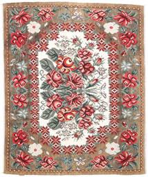 Rosekelim Moldavia Sag 177X213 Autentični Orijentalni Ručno Tkani Svjetlosmeđa/Tamnosmeđa (Vuna, Moldavija)