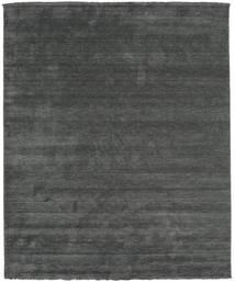 Handloom Fringes - Tamnosiva Sag 250X300 Moderni Tamnozelena/Tamnozelena Veliki (Vuna, Indija)