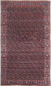 Senneh Sag 368X639 Autentični Orijentalni Ručno Uzlan Tamnosmeđa/Ljubičasta Veliki (Vuna, Perzija/Iran)