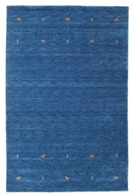 Gabbeh Loom Two Lines - Plava Sag 190X290 Moderni Tamnoplava/Plava (Vuna, Indija)
