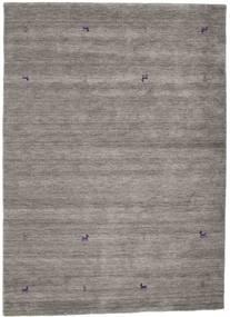 Gabbeh Loom Two Lines - Siva Sag 160X230 Moderni Svjetlosiva/Tamnosiva (Vuna, Indija)