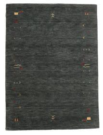 Gabbeh Loom Frame - Tamnosiva/Zelena Sag 140X200 Moderni (Vuna, Indija)