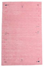 Gabbeh Loom Frame - Ružičasta Sag 190X290 Moderni Svjetloružičasta/Ružičasta (Vuna, Indija)