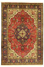 Tabriz Sag 208X304 Autentični  Orijentalni Ručno Uzlan (Vuna, Perzija/Iran)