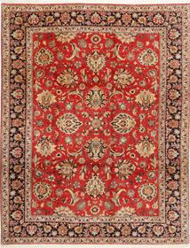 Bidjar Sag 312X402 Autentični  Orijentalni Ručno Uzlan Hrđavo Crvena/Tamnosmeđa Veliki (Vuna/Svila, Perzija/Iran)