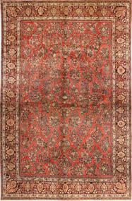 Sarough American Sag 310X485 Autentični  Orijentalni Ručno Uzlan Tamnosmeđa/Hrđavo Crvena Veliki (Vuna, Perzija/Iran)