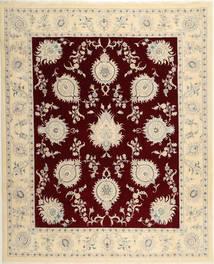 Nain 9La Sherkat Farsh Sag 248X305 Autentični  Orijentalni Ručno Uzlan Bež/Svjetlosiva (Vuna, Perzija/Iran)