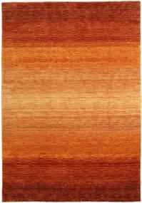 Gabbeh Rainbow - Rust Sag 160X230 Moderni Narančasta/Hrđavo Crvena (Vuna, Indija)