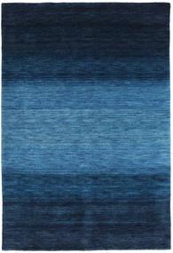 Gabbeh Rainbow - Plava Sag 160X230 Moderni Tamnoplava/Plava (Vuna, Indija)