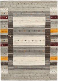 Loribaf Loom Designer - Warm Siva Sag 160X230 Moderni Svjetlosiva/Tamnosiva (Vuna, Indija)
