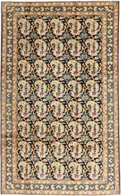 Najafabad Sag 196X320 Autentični Orijentalni Ručno Uzlan Tamna Bež/Svjetlosmeđa (Vuna, Perzija/Iran)