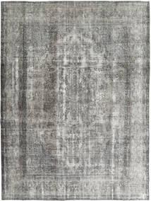 Obojeni Vintage Sag 285X375 Autentični  Moderni Ručno Uzlan Svjetlosiva/Tamnosiva Veliki (Vuna, Perzija/Iran)