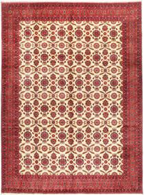 Afghan Khal Mohammadi Sag 295X395 Autentični Orijentalni Ručno Uzlan Tamnocrvena/Hrđavo Crvena Veliki (Vuna, Afganistan)