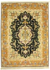 Tabriz 70Raj Silke Varp Sag 152X205 Autentični  Orijentalni Ručno Uzlan (Vuna/Svila, Perzija/Iran)