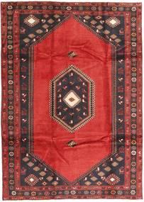 Klardasht Sag 199X282 Autentični Orijentalni Ručno Uzlan Tamnocrvena/Crna (Vuna, Perzija/Iran)