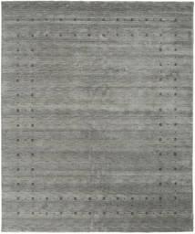 Loribaf Loom Delta - Siva Sag 240X290 Moderni Tamnosiva (Vuna, Indija)