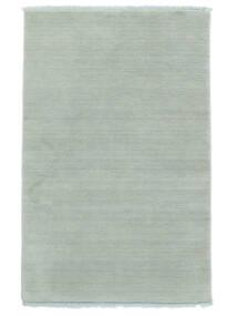 Handloom Fringes - Ice_Blue Sag 160X230 Moderni Svjetloplava (Vuna, Indija)