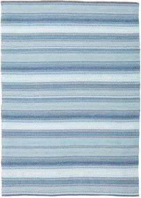 Wilma - Plava Sag 170X240 Autentični  Moderni Ručno Tkani Svjetloplava (Pamuk, Indija)