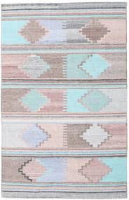 Vanjski Tepih Pet Yarn Ćilim Sag 160X230 Autentični  Moderni Ručno Tkani ( Indija)