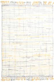 Rakel Sag 160X230 Autentični  Moderni Ručno Uzlan Bež/Bijela/Krem (Vuna, Indija)