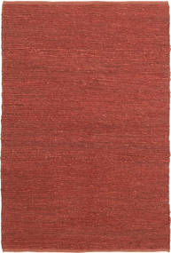 Vanjski Tepih Soxbo - Rust Sag 120X180 Autentični  Moderni Ručno Tkani Tamnocrvena/Hrđavo Crvena (Juteni Tepisi Indija)