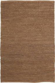 Vanjski Tepih Soxbo - Braon Sag 140X200 Autentični  Moderni Ručno Tkani Smeđa (Juteni Tepisi Indija)