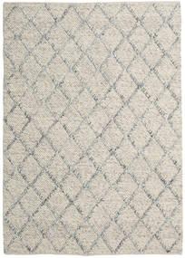 Rut - Silver/Siva Crna Melange Sag 160X230 Autentični Moderni Ručno Tkani Svjetlosiva/Tamna Bež (Vuna, Indija)