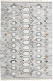 Vanjski Tepih Martha Sag 200X300 Autentični  Moderni Ručno Tkani Svjetlosiva ( Indija)