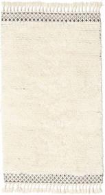 Dixon Sag 100X180 Autentični Moderni Ručno Tkani Bež/Bijela/Krem (Vuna, Indija)