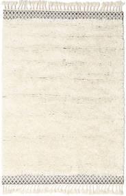Dixon Sag 140X200 Autentični Moderni Ručno Tkani Bež/Bijela/Krem (Vuna, Indija)