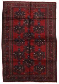 Beluch Sag 200X290 Autentični Orijentalni Ručno Uzlan Tamnocrvena/Tamnosmeđa (Vuna, Afganistan)