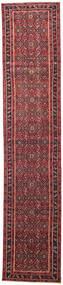 Hamadan Patine Sag 78X380 Autentični  Orijentalni Ručno Uzlan Staza Za Hodnik  Grimizno Crvena/Tamnocrvena (Vuna, Perzija/Iran)