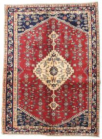 Hamadan Patine Sag 128X170 Autentični  Orijentalni Ručno Uzlan Bež/Tamnosiva (Vuna, Perzija/Iran)