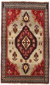 Qashqai Sag 127X214 Autentični  Orijentalni Ručno Uzlan Tamnocrvena/Tamnosmeđa (Vuna, Perzija/Iran)