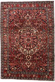Bakhtiari Sag 215X306 Autentični  Orijentalni Ručno Uzlan Tamnocrvena/Tamnosmeđa (Vuna, Perzija/Iran)