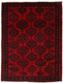 Lori Sag 205X265 Autentični  Orijentalni Ručno Uzlan Tamnocrvena (Vuna, Perzija/Iran)