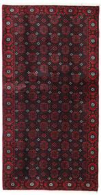 Beluch Sag 106X200 Autentični Orijentalni Ručno Uzlan Tamnocrvena (Vuna, Perzija/Iran)