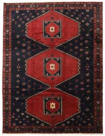 Klardasht Sag 249X339 Autentični Orijentalni Ručno Uzlan Crna/Tamnocrvena (Vuna, Perzija/Iran)