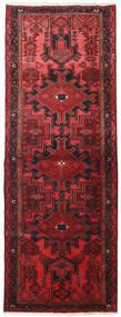 Hamadan Sag 109X306 Autentični  Orijentalni Ručno Uzlan Staza Za Hodnik  Tamnocrvena/Grimizno Crvena (Vuna, Perzija/Iran)